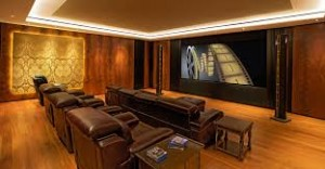 Steinway Luxury Home Cinema