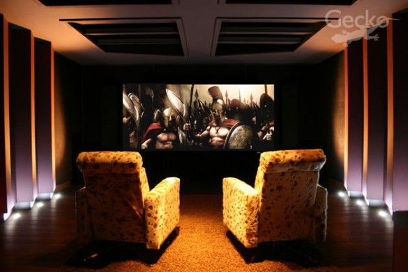 SeriouslyCinema | Bespoke home cinema installers
