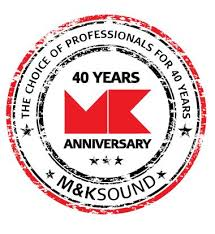 MK Sound 40th anniversary